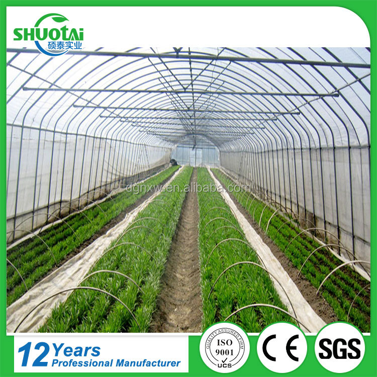 Translucent transparency polycarbonate sheet hardness protective plastic agriculture greenhouse cover