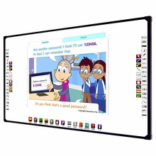 Cheap smart magic interactive whiteboard from EIBOARD