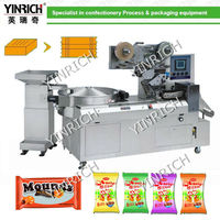DXD1200 Super High Speed Pillow Type Candy Packing Machine
