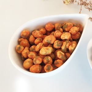 Spicy & Nutritious Sriracha Coated Roasted Soy Bean Food Snacks Bulk Package OEM Accepted from China Supplier