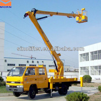 truck mounted articulated sky lift for sale