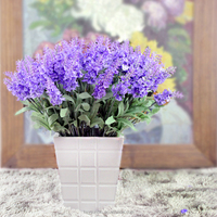 Factory directly supply high quality artificial flower and plant