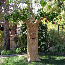 High Quality Interactive Sing Song Branch Move Animatronic Life Size Speaking Trees for sale