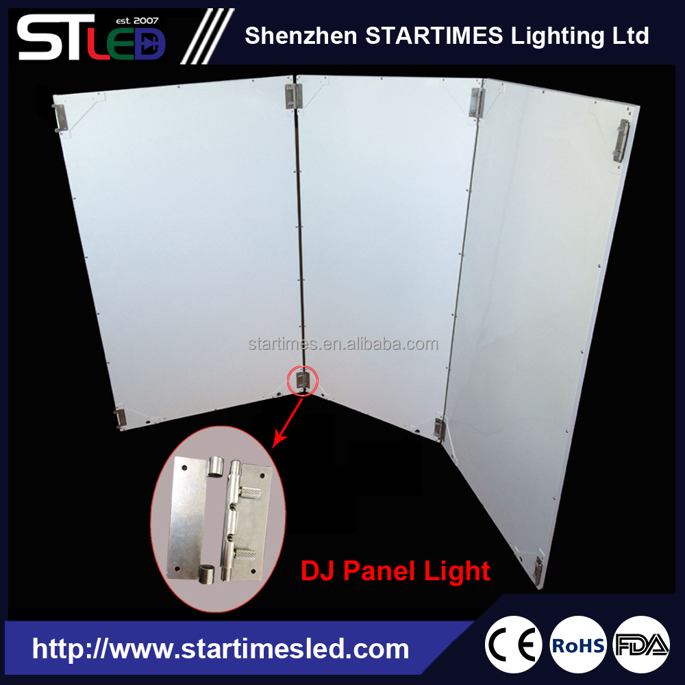 Disco stage light RGB LED Panel light stage lighting for disco party, DJ club, bar