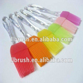 Food grade BBQ basting sinlicone brush