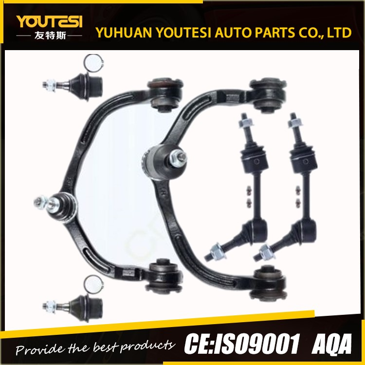 Suspension Kit Upper Control Arm Lower Ball Joint For 2003-2004 Ford Expedition CK8072