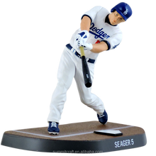 Custom High quality collectable resin baseball figure