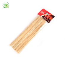 Diameter 3.5mm Barbecue Skewers and Sticks Bamboo Material