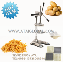 2014 New Design Manual Potato Chipper with high quality french fries cutter