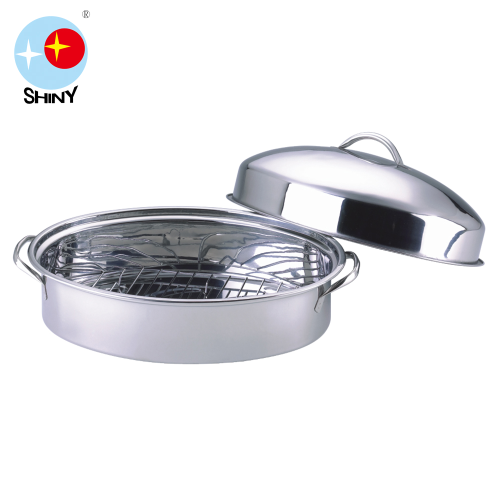 Durable Turkey Frying Stainless Steel Pot