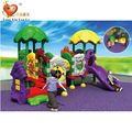 Cheap children plastic outdoor playground equipment