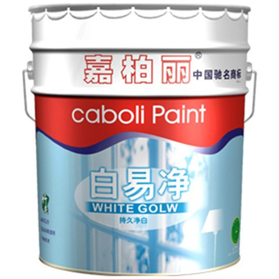 Caboli interior wall and exterior wall paint binder