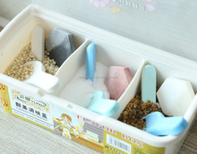 eco-friendly durable strong water absorption diatomite spoon