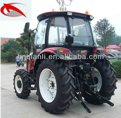 QLN904 90hp 4wd chinese farm agriculture tractor small tractor
