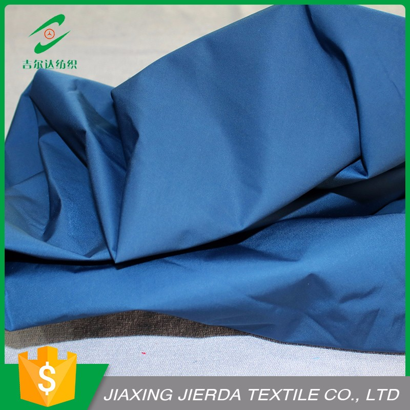 Professionl Factory Made Breathable Water Resistant Polyester Fabric