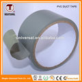Multi-purpose permanent pvc duct tape roll