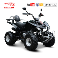 SP125-DL Shipao nice experience atv prices for four wheelers