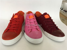 2017 Men New style Low Top Canvas Rubber Tennis Shoes