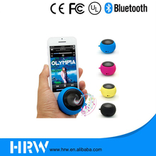 Wholesale Mini Portable Bluetooth Speaker for MP3 MP4 iPod Laptop