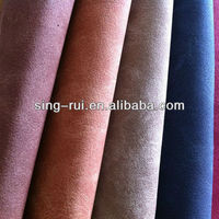 100% PU Synthetic Leather Materials For Shoes