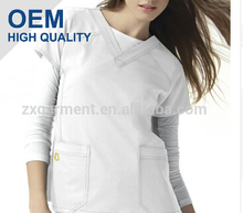 Nurse Uniforms Medical Scrubs Nurse Scrub Suits new style cheap v neck scrub