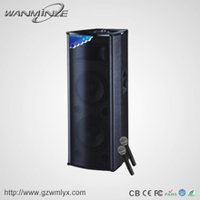 High Quality Powerful Speaker Dual 12 Inch Subwoofer 180W Speaker