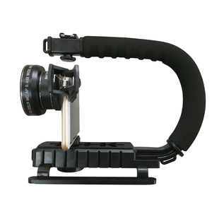 Professional handheld mini movi phone camera video stabilizer for dslr camera