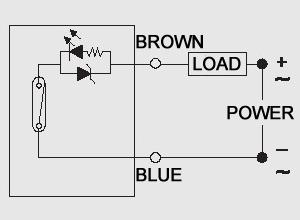magnetic sensor sme 8 zs kl led 24 for pneumatic cylinder