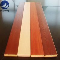 Wood Look pvc granite grain vinyl floor sheet Durable Waterproof