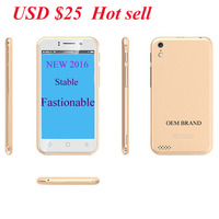 4 inch cheapest 3G smart phone custom android mobile phone