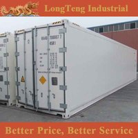 20ft 40ft container reefer with BV ABS approval