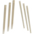 Disposable Sample Free Chinese Round Bamboo Chopstick