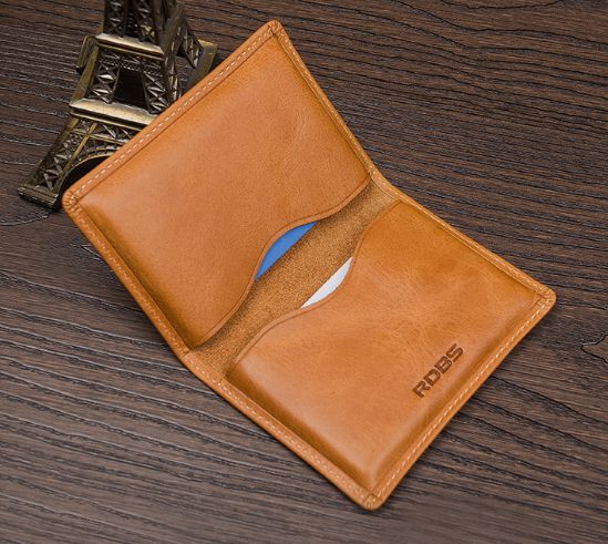 Popular small size phone card debit card holder