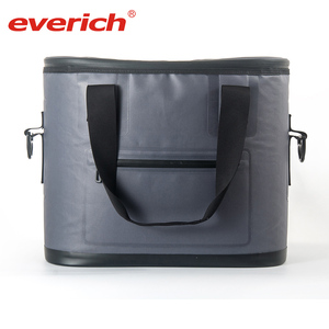 Everich Hopper TWO Portable Cooler, Soft Coolers Leakproof Cooler Bag Insulated 30 Can Soft Sport Tote Bag Folding