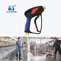 Spray gun for goat/pig farming equipment high pressure car wash foam gun