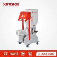 XG-290 wet mixing granulator for plastic recycled