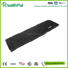 super cover 9 motors vibrating massage mat with heat