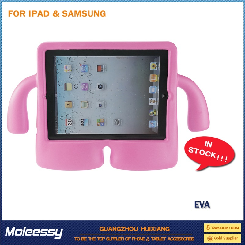 New Design Kids EVA Foam Case for iPad 2 3 4