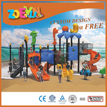 Outdoor water park equipment slide prices for children