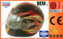 High Safety Motorcycle Motorcross Full Face Helmet Off Road Plastic Helmet