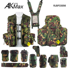 Disruptive Pattern DPM Camo Personal Load Carrying Equipment(P.L.C.E) Military Backpack