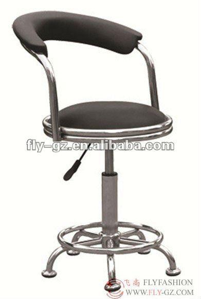 R glable en hauteur bar chaises en cuir tabouret de bar - Chaise de bar reglable en hauteur ...