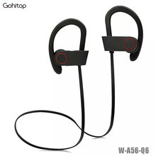 Sports Running Headphones, Wireless Bluetooth Earphones 4.1 Noise Cancelling Earbuds