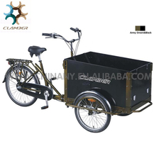 High quality cargo three wheel motor bike