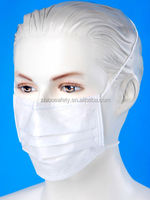 Disposable /single use military non woven face mask in labrary /food industrial