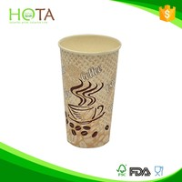 050052 HOTA Coffe cup paper ; Disposable paper cup manufacturer