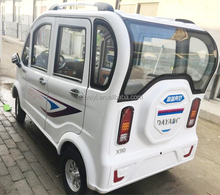 CCC smart Chinese Electric car factory 4 Wheel Electri Car Good quality new car