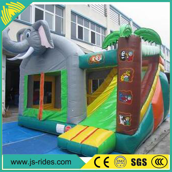 Beautiful design cheap inflatable bounce house for kids