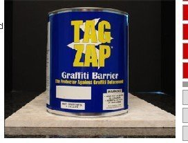 Graffiti Barrier Coating