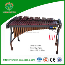 2015 Hot-Selling 44-Note Redwood Xylophone 2015-XL337AH, High-Quality Percussion Musical Instrument Metallophone